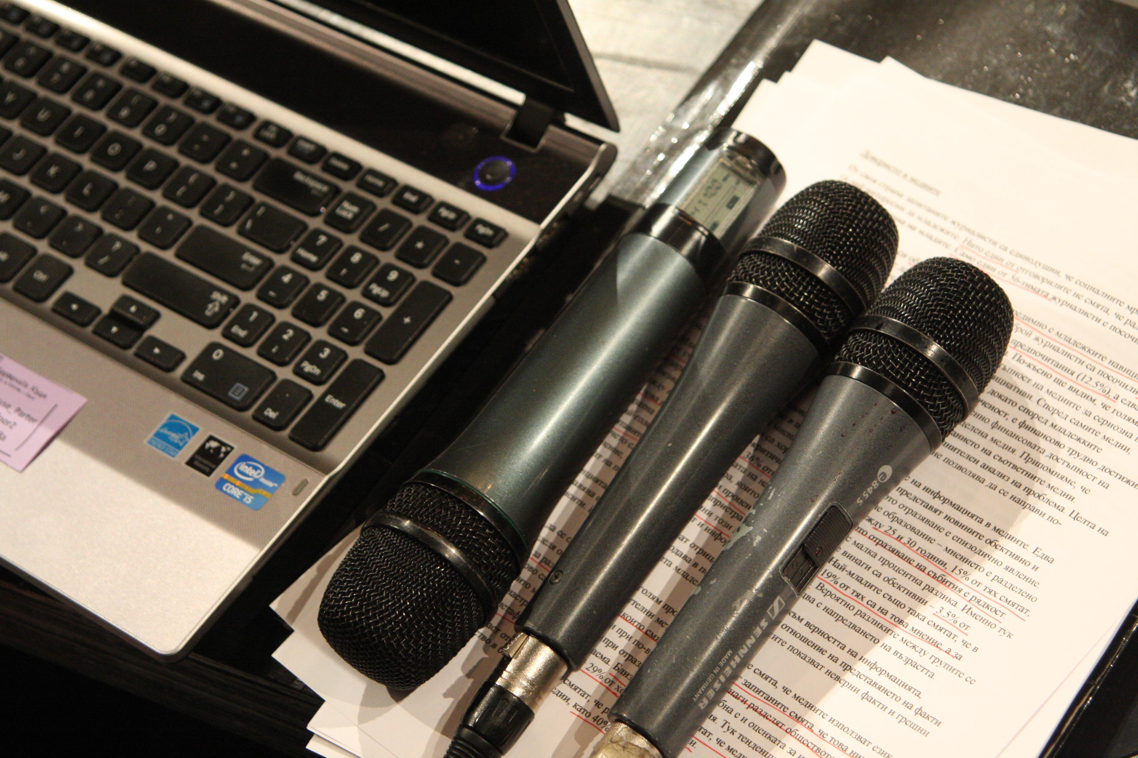 Новинарски агенции създават сайт за журналистика с данни на европейска тематика