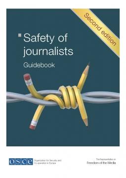 Нов наръчник за безопасност на журналистите