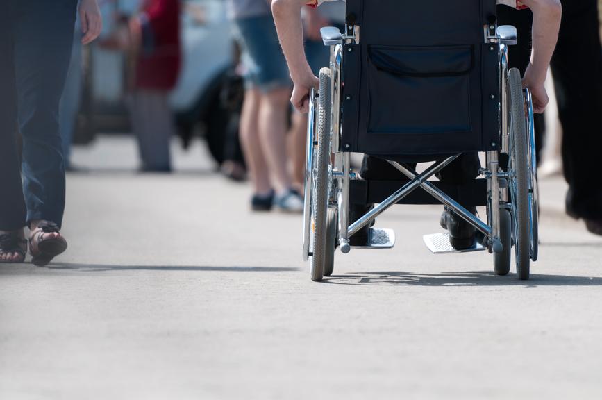 Събитие за журналисти за деня на хората с увреждания