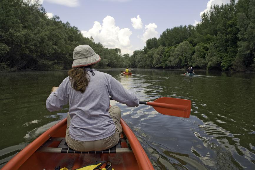 За река Дунав и пътуващата журналистика