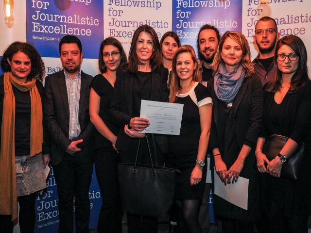 Започна кандидатстването за Балканската журналистическа стипендия