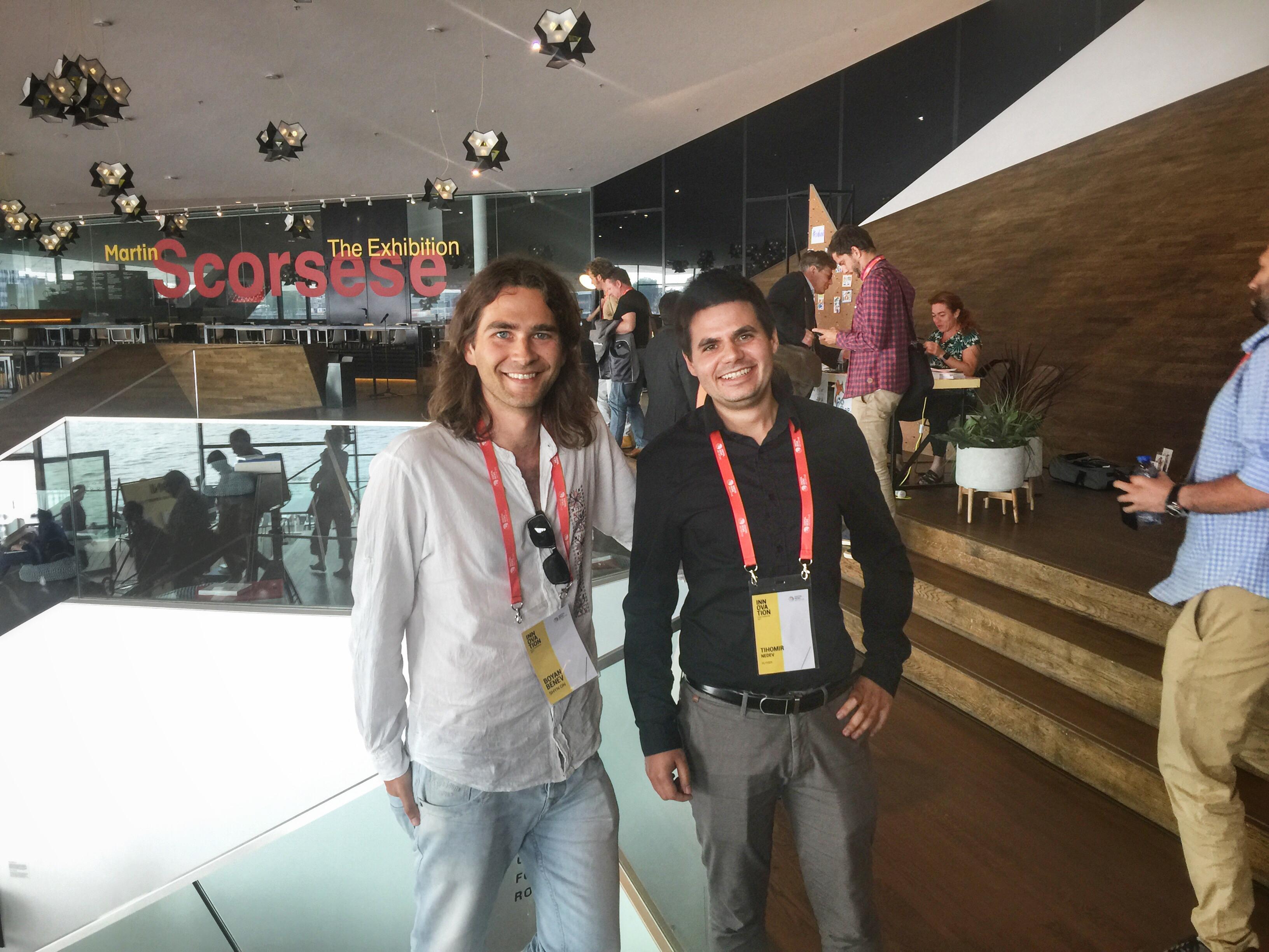 SHYN: Първата българска технологична компания с финансиране от Digital News Initiative