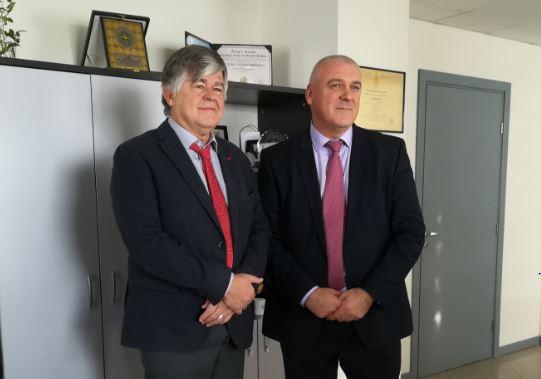 Председателят на АЕЖ се срещна с директора на ГДБОП във връзка със заплахите срещу български журналист и издател