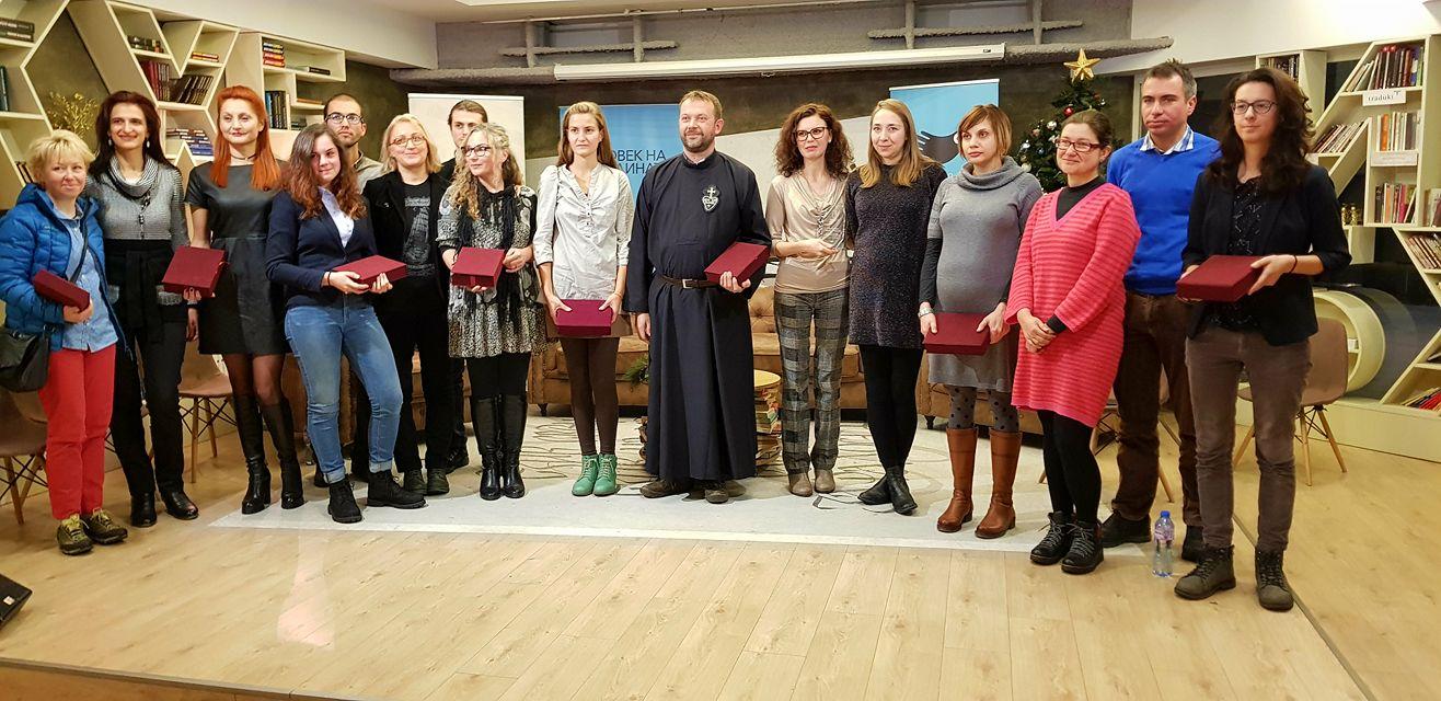 """Членовете на АЕЖ-България за """"Журналисти на годината"""" 2017"""